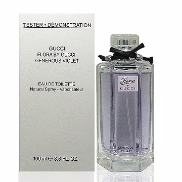 219aab44ae8 Gucci Flora By Gucci Generous Violet dámska toaletná voda - tester 100ml -  nakúpite Onlineparfum.sk