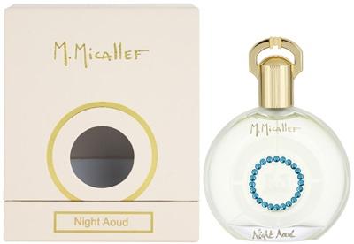 M. Micallef Night Aoud, 100ml, Parfémovaná voda