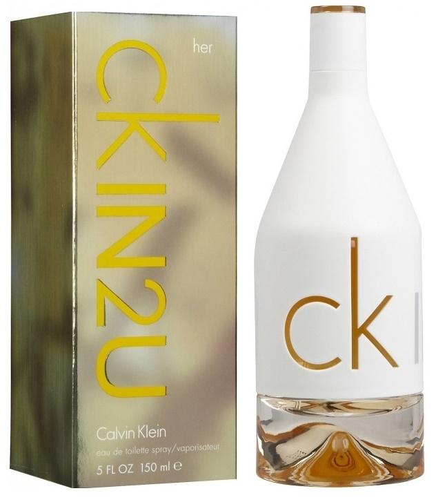 90b83f379f Calvin Klein In2U dámska toaletná voda 150ml - nakúpite Onlineparfum.sk