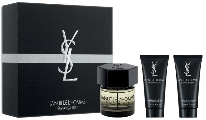 a599dc13d9 Yves Saint Laurent La Nuit de L´Homme pánska darčeková sada ...