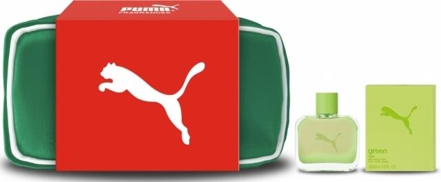 multitud máquina de coser plato  Puma Green Man pánska darčeková sada - nakúpite Onlineparfum.sk
