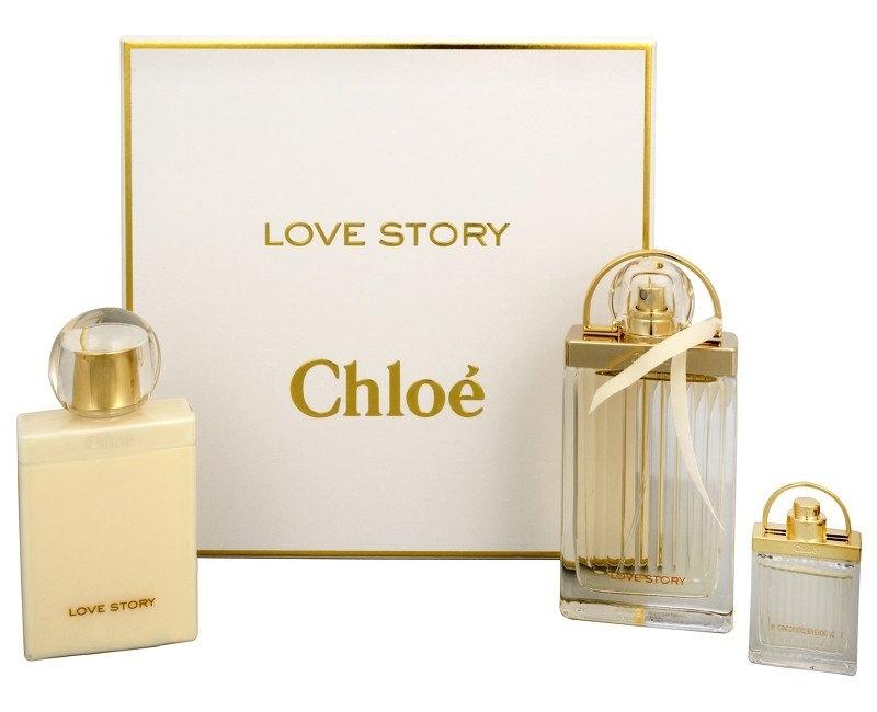 178effaa01 Chloe Love Story dámska darčeková sada - nakúpite Onlineparfum.sk
