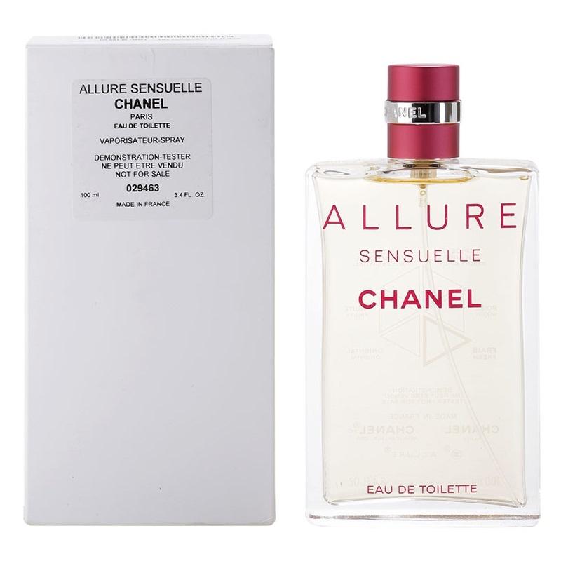 84fb528c2 Chanel Allure Sensuelle dámska toaletná voda - tester 100ml ...